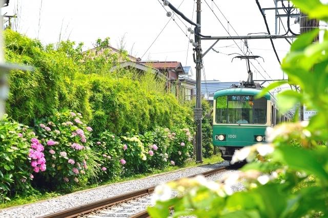 Enoshima train