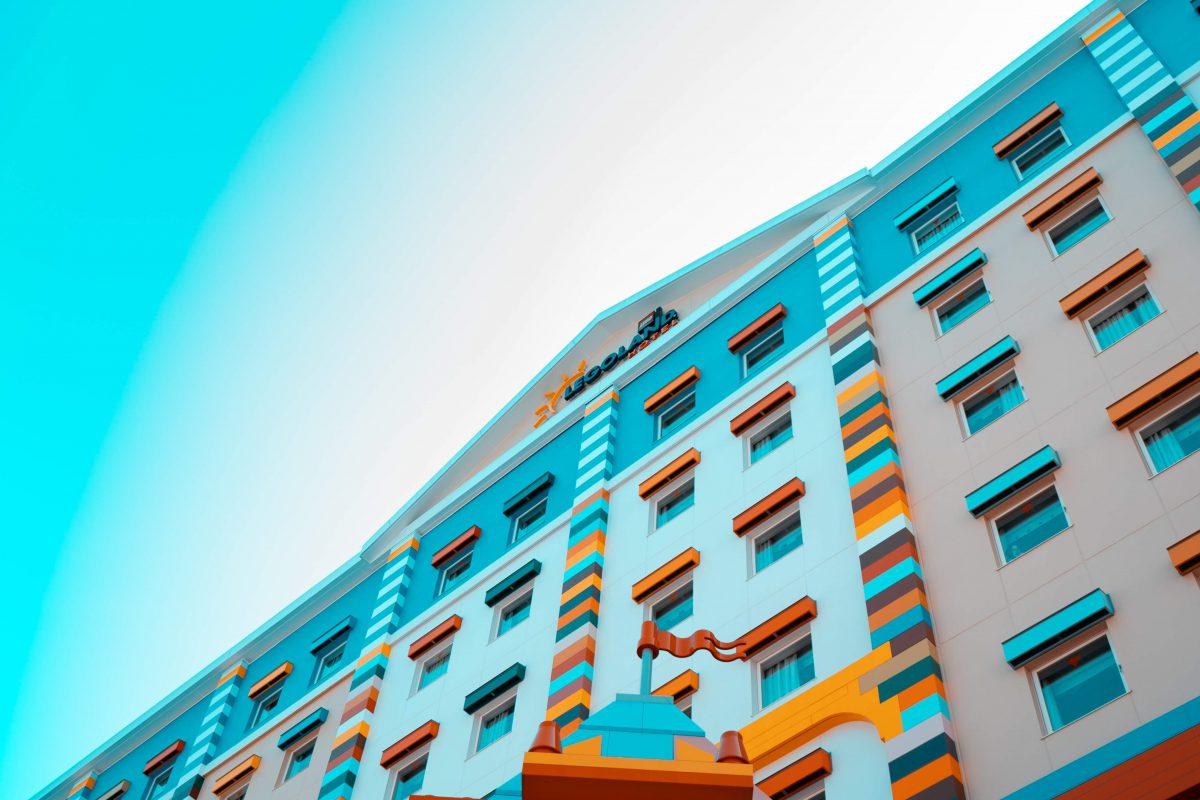 Lego Land Hotel Nagoya