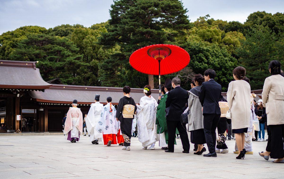 wedding japan