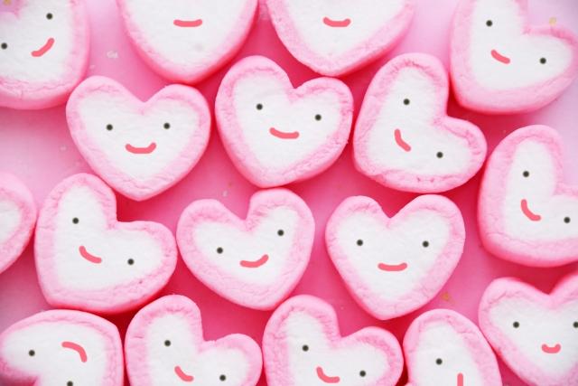 marshmallow Love valentine's day