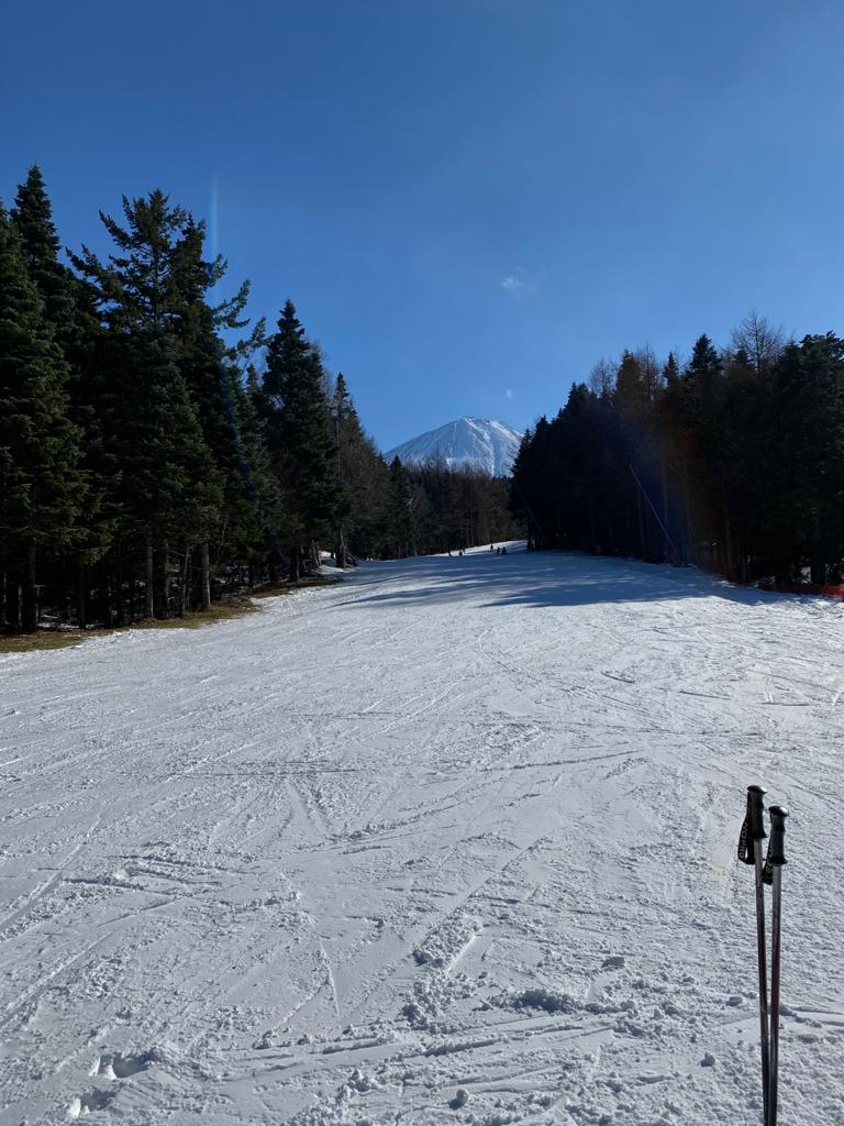 Fujiten ski