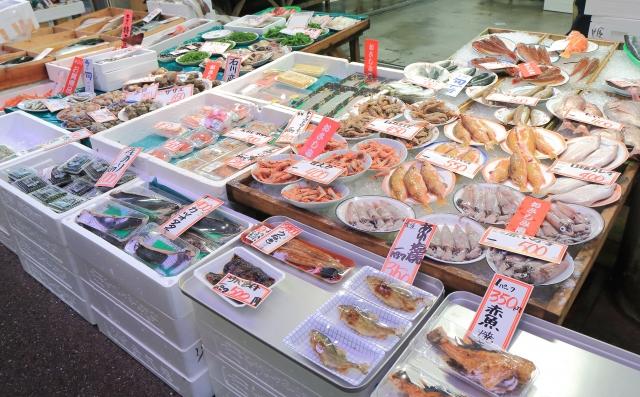 omoide market kanazawa
