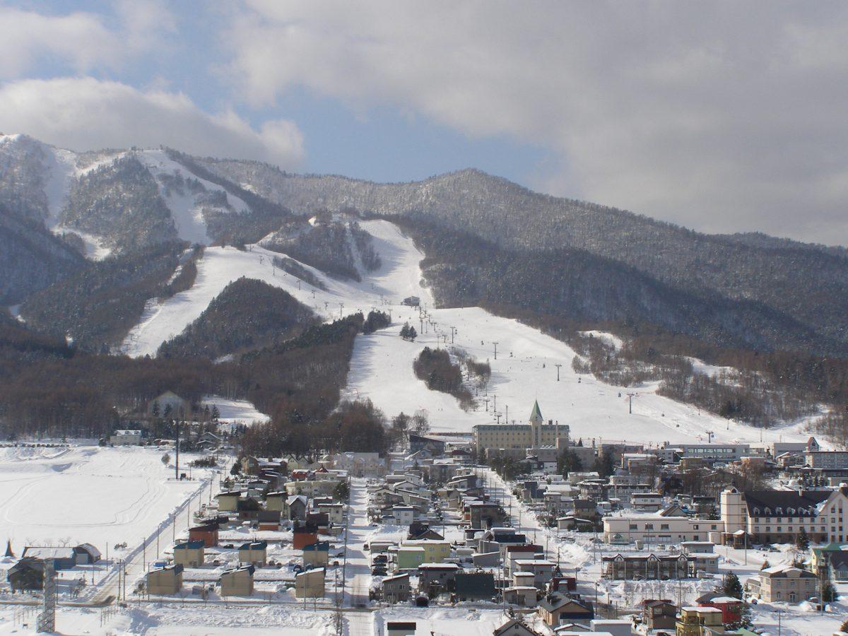 Furano skiing