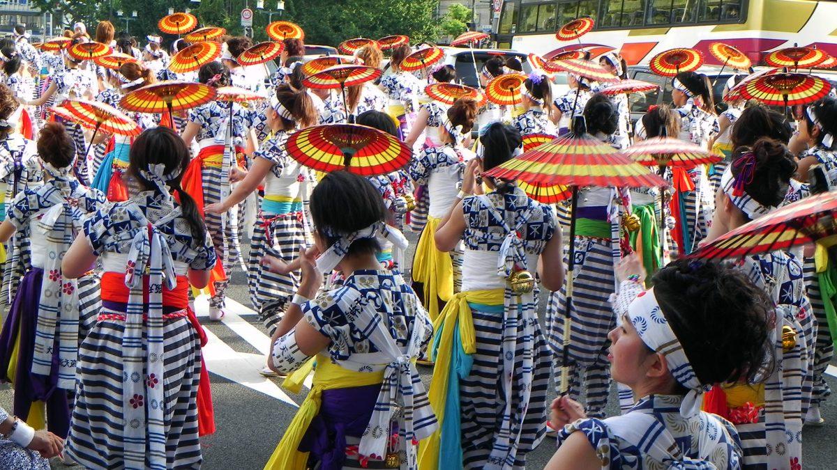 Tenjin Procession