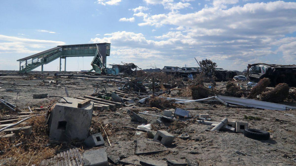 2011 earthquake Fukushima