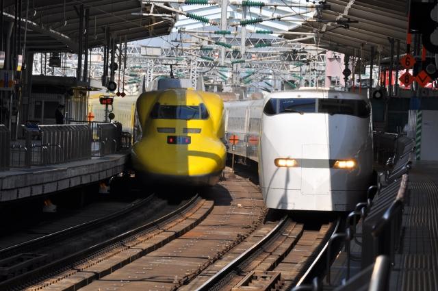Doctor Yellow Shinkansen