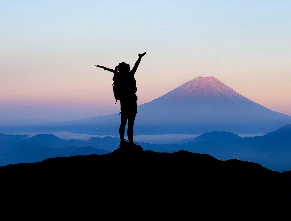 Fuji Hike