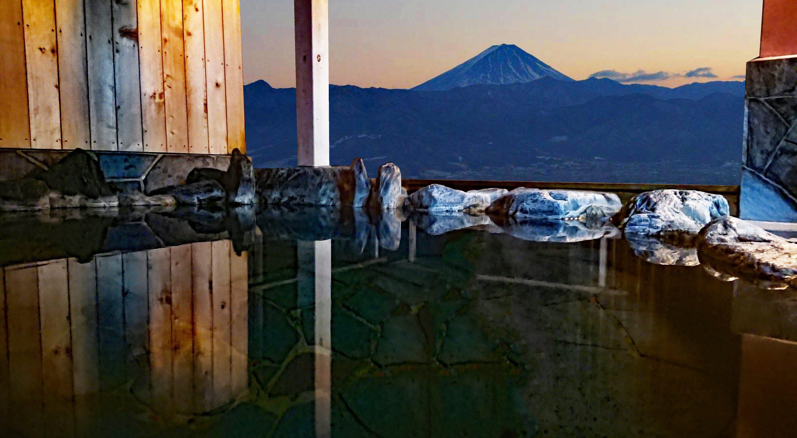 Fuji onsen