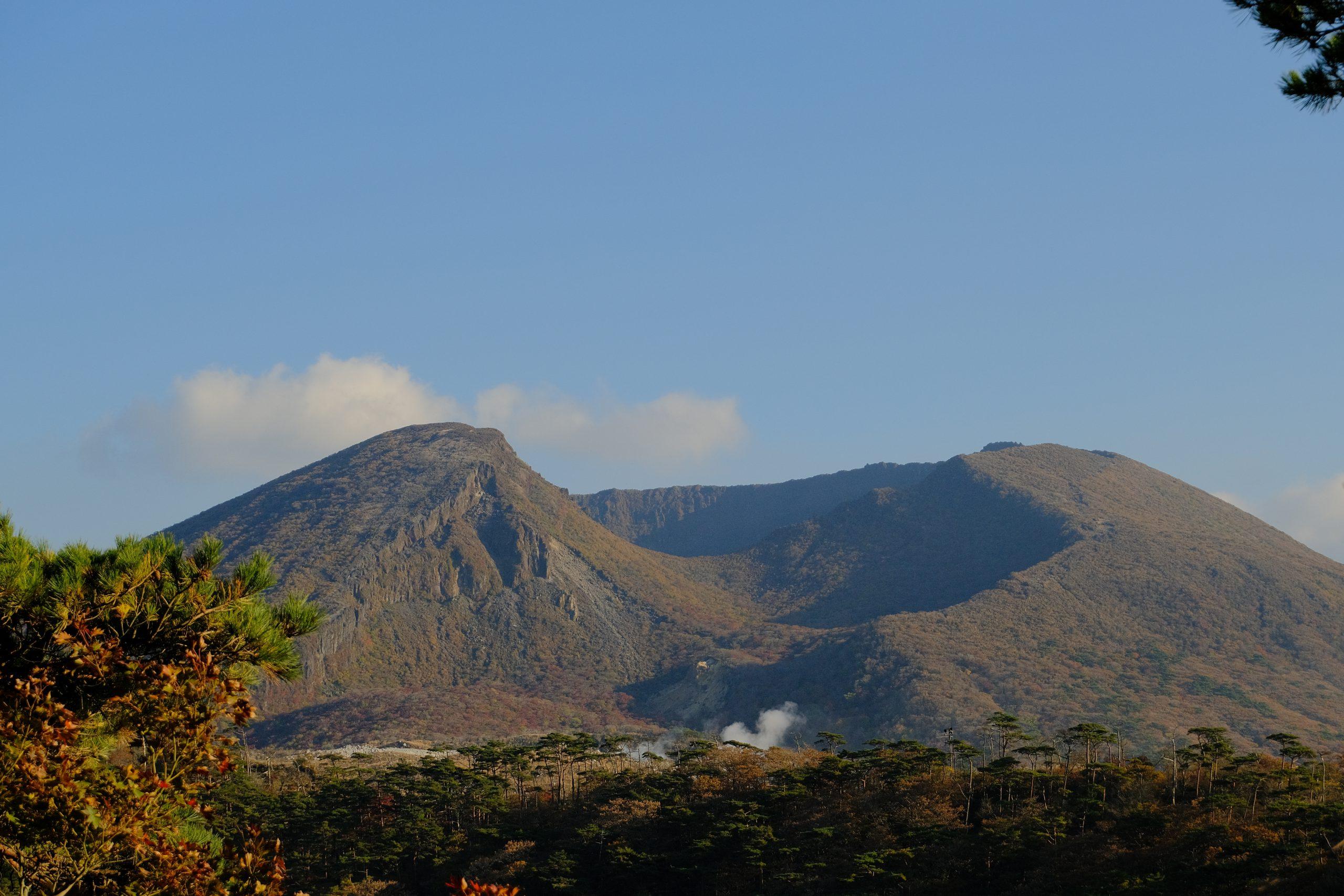 Kirishima Mountain