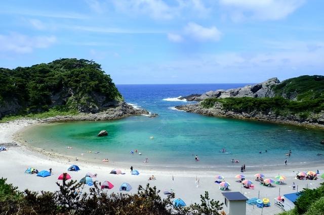 Tomari Beach Shikinejima