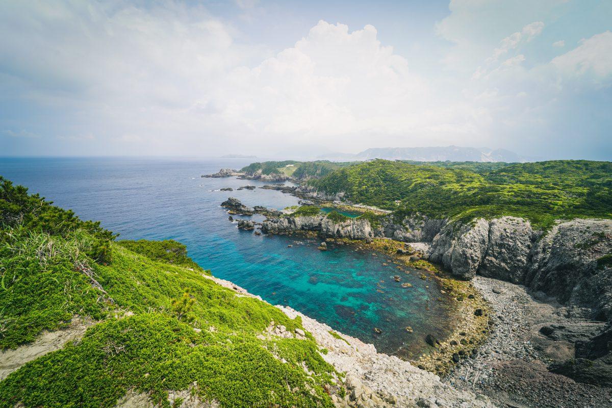 Kanbiki Observation Deck Shikinejima