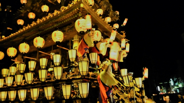 Chichibu light festival