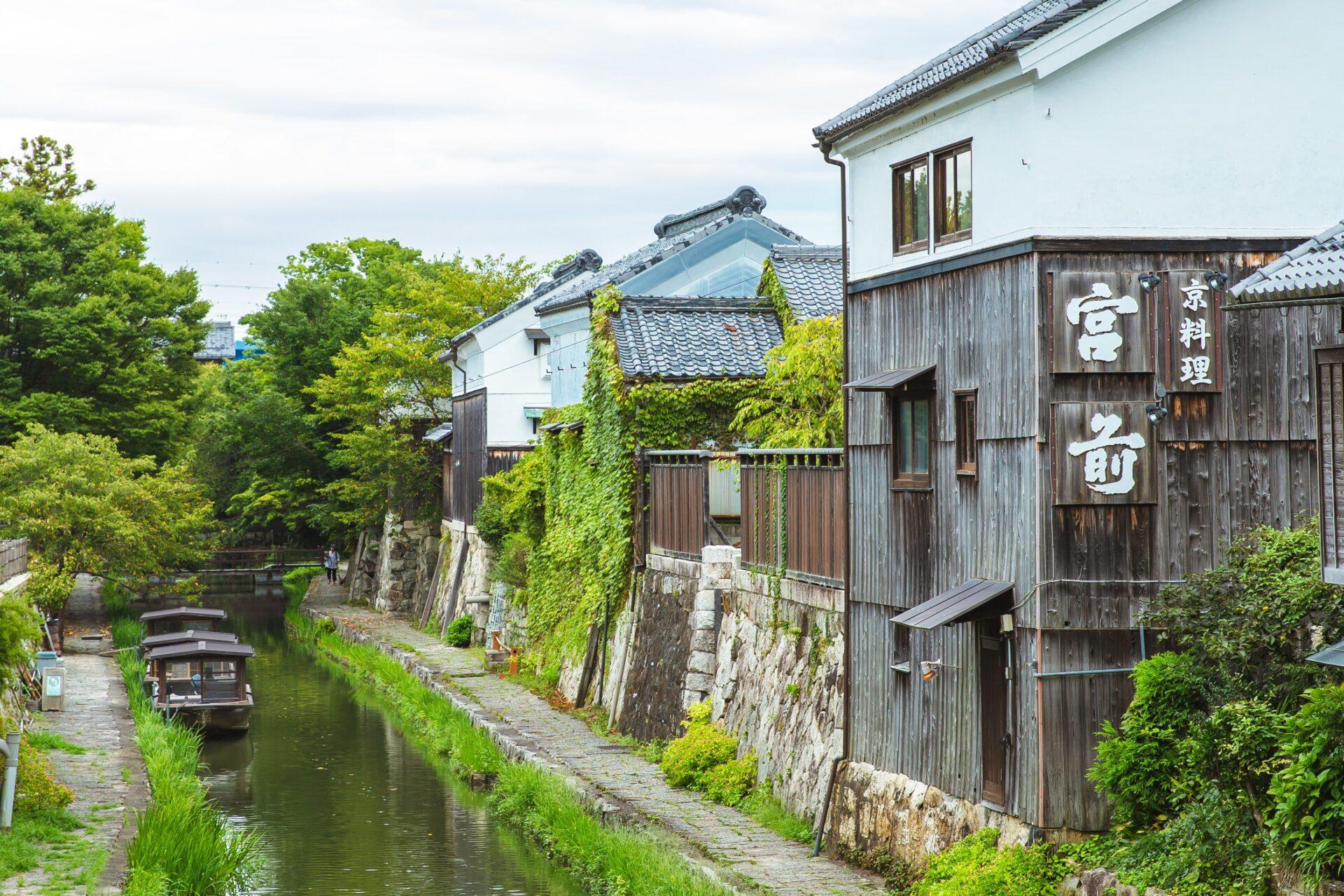 Omihachiman Historical Sites