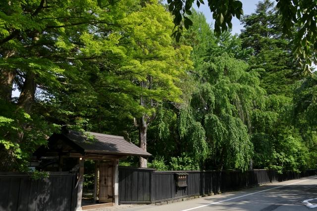 kakunodate akita historical sites