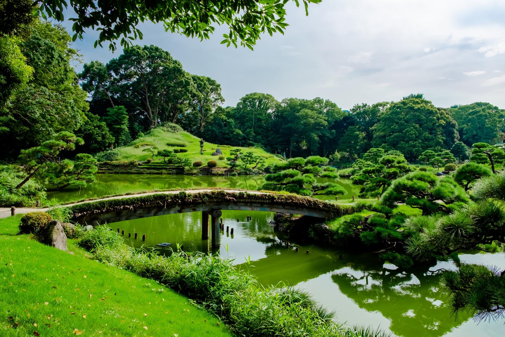 kiyosumi garden kiyosumi shirakawa