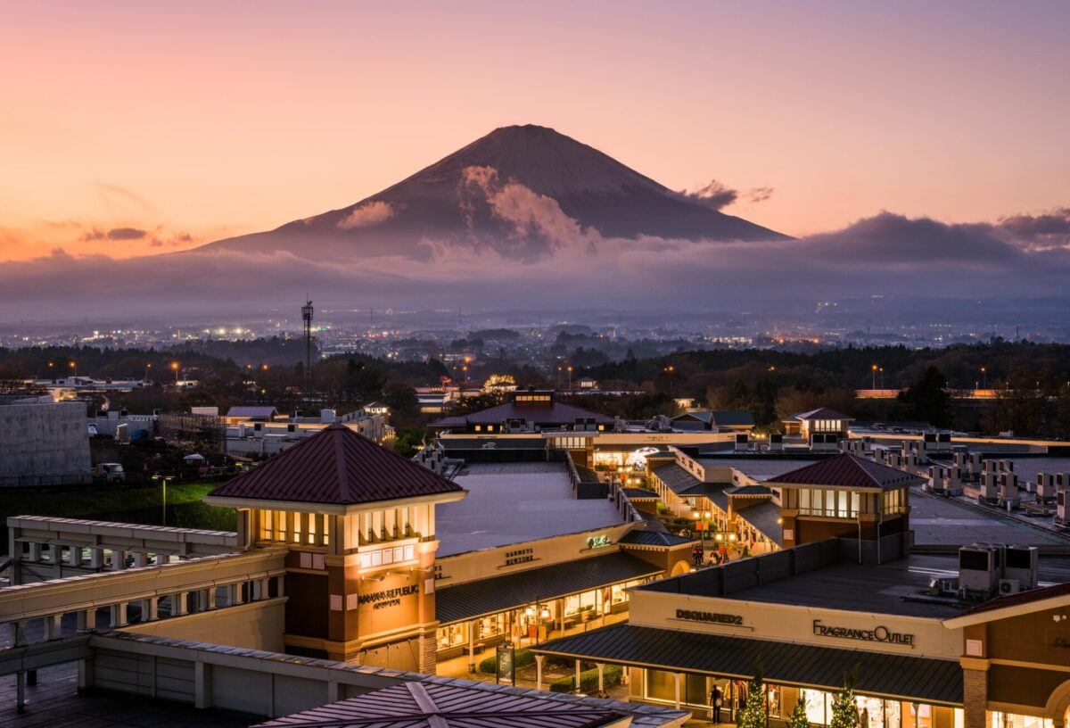 Gotemba Outlet Mall