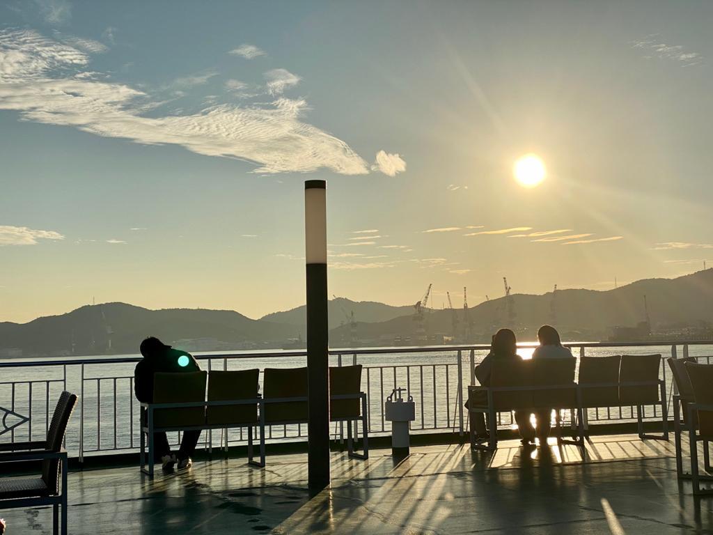 naoshima ferry