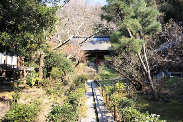 Myohoji Temple Kamakura