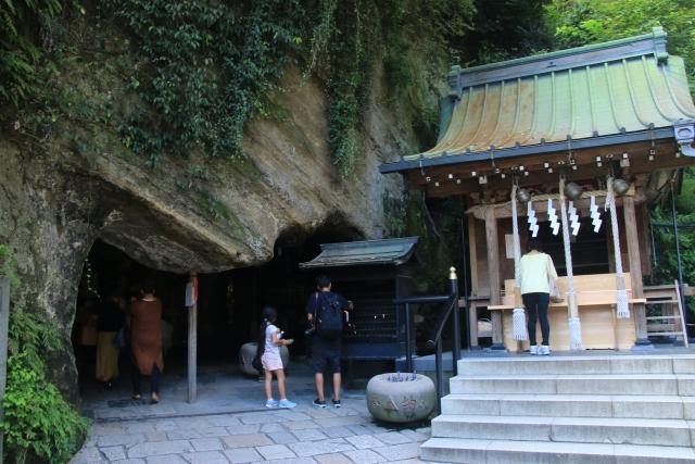 Zeniarai benten Shrine kamakura