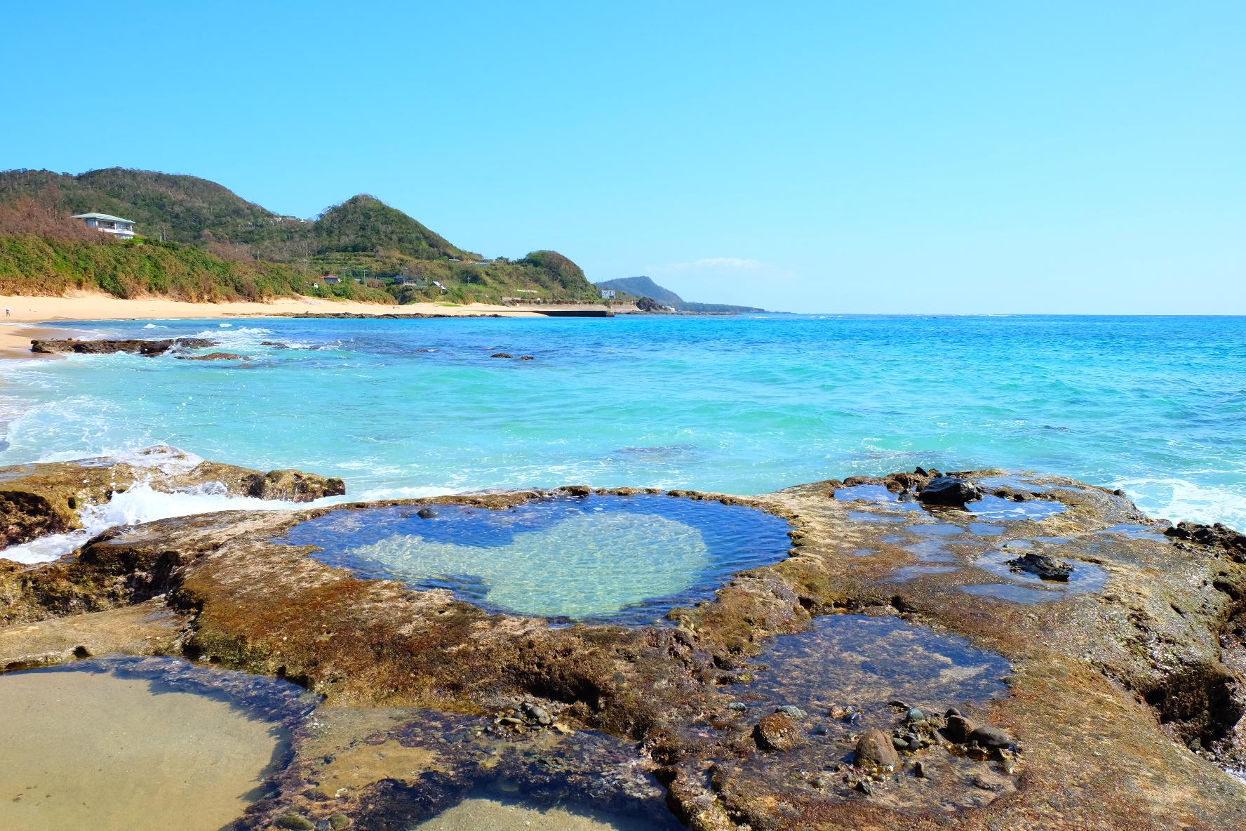 Amami coast