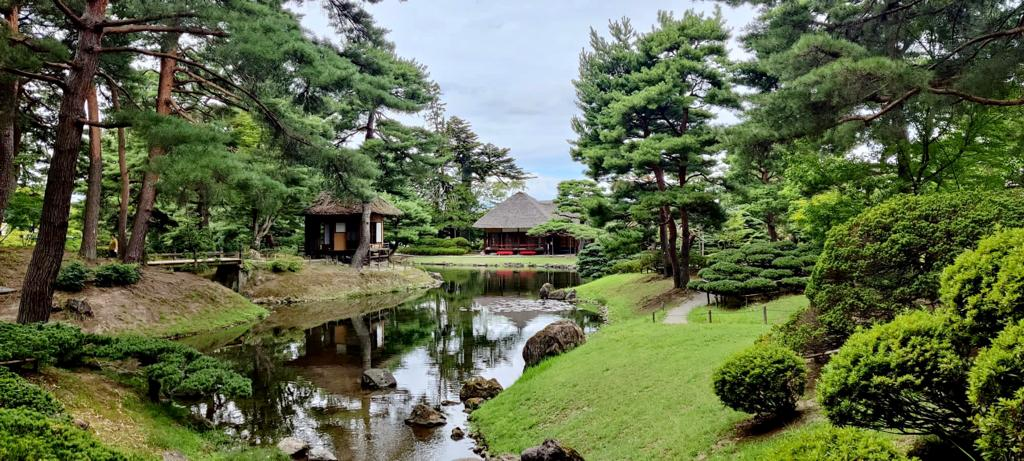 Oyakuen Garden Aizu