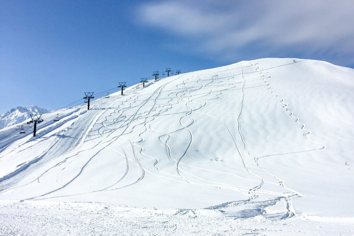 winter sports japan