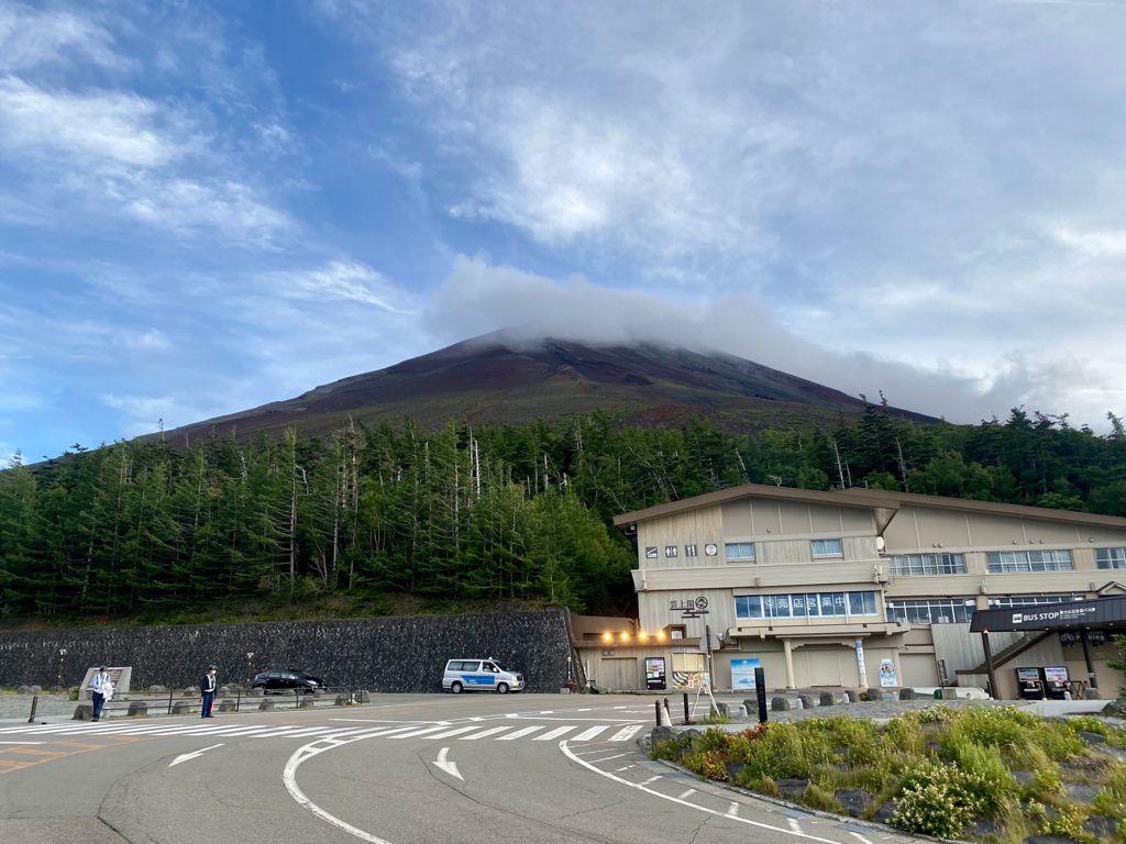 Fuji Subaru Line 5th Station